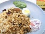 Free How to Make Kerala Style Chicken Biriyani recipe online