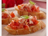 How to prepare Tomato Bruschetta Recipe