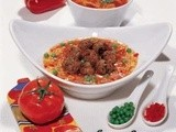 Kofta Spring Season Soup Recipe - How to make Kofta Spring Season Soup
