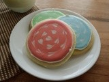 Baking Experiment!  Rolled Sugar Cookies with Varying Flours