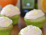 Olive Oil, Lemon, & Orange Cupcakes