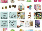 2015 Natural, Organic and Ecofriendly Easter Toys and Candy
