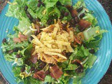 Bbq Chicken Salad with Foster Farms