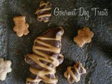 Carob Peanut Butter Gourmet Dog Cookies Recipe