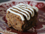 White Chocolate Apple Walnut Blondies