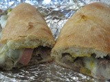 Cheese Steak Sandwiches
