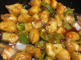 Recipe: Chinese Takeout Sweet and Sour Pork, Hacked