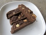 Recipe: Dark Chocolate Biscotti with Chipotle Chili