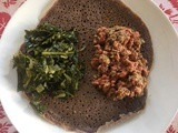 Recipe: Gomen (Ethiopian collard greens)