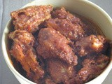 Recipe: Korean fried chicken