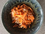 Recipe: Morkovcha (Russian-Korean Carrot Salad)