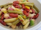 Recipe: The Colonel's Three-Bean Salad