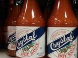 Why i love Crystal Hot Sauce