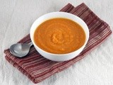 Lentils and Carrot soup