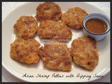 Asian Shrimp Patties