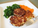 Cheesie Tuna-Cauli Cakes