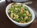 Chicken-Kale Salad