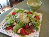 Cilantro-Avocado-Chipotle Dressing
