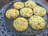Einkorn Herb Biscuits