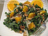 Kale-Orange-Walnut Salad