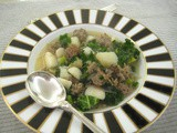 Kale-Turnip Soup