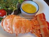 Lobster Tails with Butter
