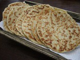 Middle Eastern Flat Bread (low-carb)