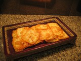 Pepper Jack Cheese Crisps