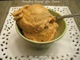 Pumpkin Coconut Ice Cream