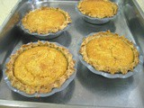 Pumpkin Pie (individual or large)