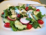 Ranch Buttermilk Salad Dressing