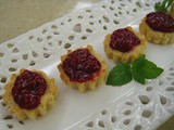 Raspberry-Lemon Bites