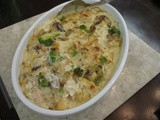 Smoked Chicken-Broccoli Casserole