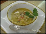 Thai Turkey Soup