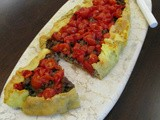 Turkish Pide (flatbread)