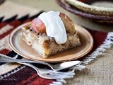 All About Piloncillo and Slow Cooker Apple Cake with Piloncillo Cinnamon Coffee Syrup