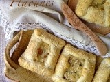 Flaounes (Cypriot Savory Easter Cheese Pies)