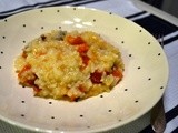 Caramelized Butternut Squash Risotto