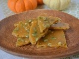 Pumpkin Seed Brittle - Baked Sunday Mornings