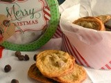 The Great Food Blogger Cookie Swap & Peanut Butter Cookies w/Milk Chocolate Chunks