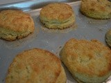 Tupelo Honey Ginormous Biscuits