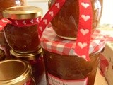 Home grown Rhubard & Apple Jam