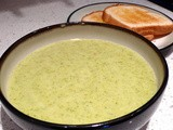 Broccoli, Potato And Cheese Soup Recipe : Feel Good Home Cookin'