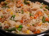 Chicken And Vegetable Fried Rice Recipe: Tastiest Leftovers