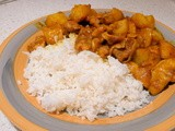 Coconut Chicken Curry Recipe: Can't Handle Spicy Food? No Problem