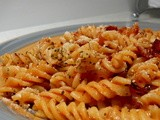 Fusilli With Bacon And Tomato Sauce: Italian For Beginners