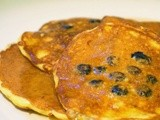 Low Carb Blueberry Pancakes Recipe: Better Than The Real Thing