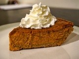 Pumpkin Pie Recipe: Husband Special! The ultimate Man Made Pumpkin Pie