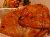 Roast Turkey Recipe : Simple, No Stress Holiday Centerpiece