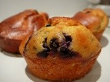 Soy Flour Muffin Recipe: Low Carb Answer To Breakfast On The Run